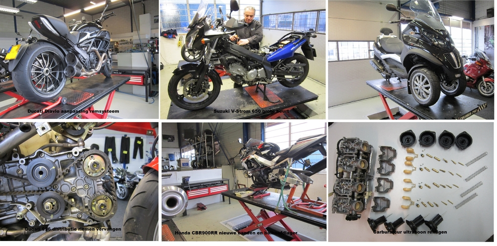 Nieuw BikeFit Shop UZ-47